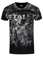 Metallica Stoned Justice Men's Black T-shirt