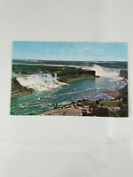 Vintage Collectible 1976 NIAGARA FALLS from Oneida Tower 9c Stamp MS102