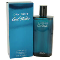 COOL WATER by Davidoff 6.7 oz 200 ml EDT Cologne Spray for Men New in Box