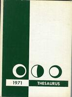 1971 Graland Country Day School Yearbook - Denver, Colorado - Nice Condition