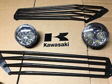 10-15 KAWASAKI TERYX LED HEADLIGHTS CONVERSION KIT+ GUARDS!! USA - teryx4