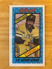 1980 Kellogg's Willie Stargell #25, nrmt LOOK