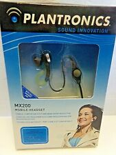 Plantronics MX200 Mobile Headset Ear Bud For Sony Ericsson E2 New in Box