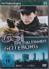 GSI - Spezialeinheit Göteborg 3 - Im Fadenkreuz - DVD - Neu und originalverpackt