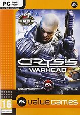 Crysis Warhead : Expansion - EA Classics (PC) Brand New