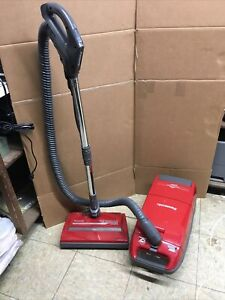 Panasonic Canister Vacuum With Tools And Power Nozzle. Tested And Works.