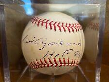 White Sox Hall of Famer Luis Aparicio Signed Baseball with HOF 84 - JSA COA