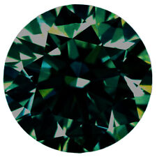 Moissanite Diamond For Ring/Pendant 2.92ct Vvs1/9.55Mm Blueish Loose Round