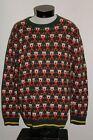 ALEX STEVENS Mens XL X-Large Santa UGLY-CHRISTMAS Sweater