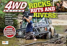 4WD Action DVD 217 - Rocks, Ruts and Rivers! Nowra
