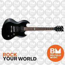 ESP LTD VP-10 Viper Series Electric Guitar Black Kit SG w/ Gigbag VP10 - BM