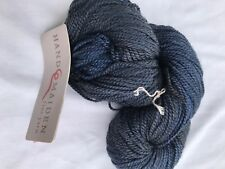Hand Maiden Great Big Sea Clr Raven 275 yards 250yds100gWool kelp hand dyed