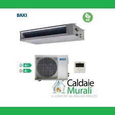 CONDIZIONATORE BAXI INVERTER LUNA CLIMA CANALIZZATO 24000 BTU RZGND70 R-32