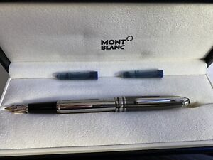 Montblanc Meisterstuck Fountain Pen 4810 750 18k gold tipped - Never used