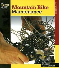 *NEW* MOUNTAIN BIKE MAINTENANCE -  PAPERBACK BOOK