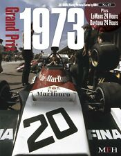Grand Prix 1973 (Joe Honda Racing Pictorial series by HIRO 47) Mook Japan