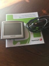TomTom One 3rd Edition Automotive Mountable Navigation with charging cord/manual