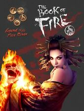 AEG L5R LEGEND OF THE FIVE RINGS : Legend of the Five Rings Book of Fire
