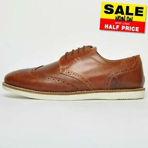 REAL LEATHER Red Tape Tirley Men's Casual Formal Summer Fashion Shoes