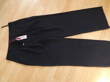 Per Una Wide Leg Polyester Tailored Trousers for Women