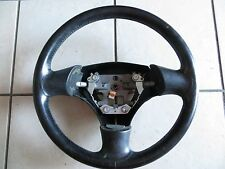 1999 MAZDA MIATA STEERING WHEEL USED, BLACK, OEM
