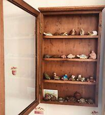 Collection de tortues miniatures