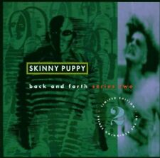 SKINNY PUPPY back and forth series two CD 1992
