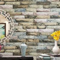 Brick Self Adhesive Wallpaper Peel and Stick Contact Paper Decor Vinyl 3D Modern