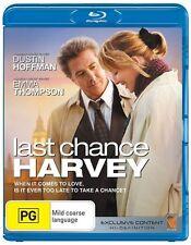 Last Chance Harvey Blu-ray, 2009 ps3 Compatible Emma Thompson Dustin H FREE POST