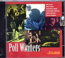 BILL EVANS Miles Davis JOHN COLTRANE Cannonball Adderley CD POLL WINNERS Italy