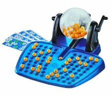 Large Bingo Set LARGE BINGO BIG PLAY SET IN COLOUR GAME CARDS CHIPS BALLS NEW