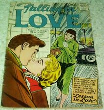 Falling in Love 9, Fn/Vf (6.0) 1957, 30% off Guide!