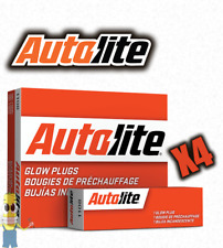 Autolite 1117 Glow Plug - Set of 4