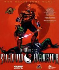 SHADOW WARRIOR + WANTON DESTRUCTION & TWIN DRAGON Windows 10 8 7 Vista XP