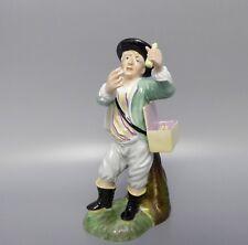 Höchst Der Theriakverkäufer Porzellanfigur Figur in OVP Höhe 17cm  (D)