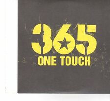 (FR987) 365, One Touch - 2006 DJ CD