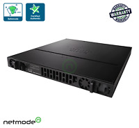 New ISR4431-V/K9 - Cisco ISR 4431 UC Bundle, PVDM4-64, UC License