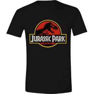 JURASSIC PARK - Classic Logo (T-Shirt Unisex Tg. L)