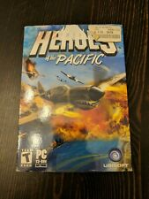 Heroes Of The Pacific  PC Game  Ubisoft 2005 26 Missions Multiplayer