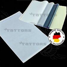 50 Thermo Papier TATTOO PAPER MATRITZENPAPIER vertrieb d.TATTORS