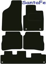 Hyundai Santa Fe 7 Seater Tailored car mats ** Deluxe Quality ** 2009 2008 2007