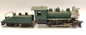 MANTUA HO 0-6-0 Steam locomotive UNDECORATED