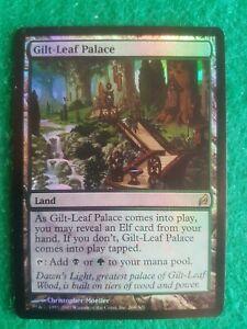 Mtg Foil Gilt-leaf Palace Sp