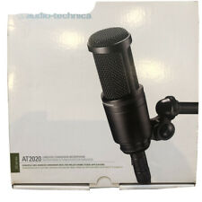 AUDIO-TECHNICA AT2020 Cardioid Condenser Microphone BOX INCLUDED