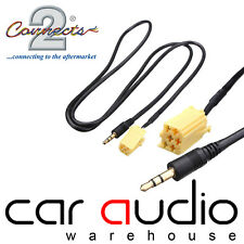 FIAT 500 Voiture Radio stéréo aux in mp3 ipod iphone 3g 4 4s 5s Adaptateur CT29FT01
