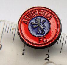 F.C. Aston Villa Football Club vintage crest badge pin anstecknadel