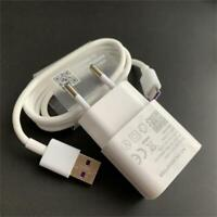 USB Charger 5V/2A Travel Wall Fast Charger Adapter + Cable For Huawei Samsung