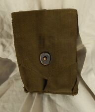 Vietnam War & Later US Army USMC WEB gear 45 Cal. Pistol Clip Pouch