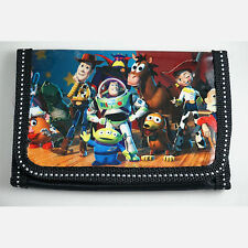 LATEST Toy Story Buzz & Woody Children's Kids Boys Coins Purse Wallet Bag Gift