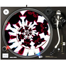Portable Products Dj Turntable Slipmat 12 inch - Devil Hell